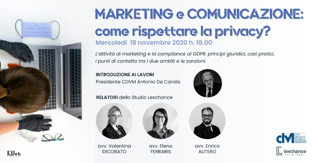 webinar marketing e comunicazione